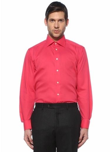 Eton Eton  Modern Yaka Gömlek 101612217 Renkli
